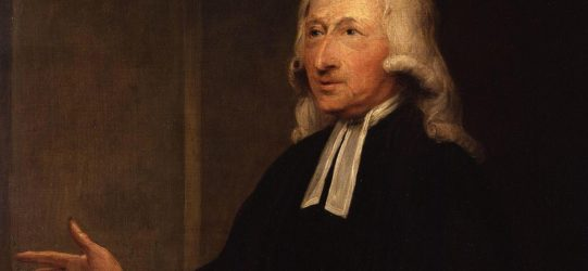 John Wesley and the Cross