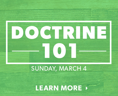 Doctrine 101 March 4