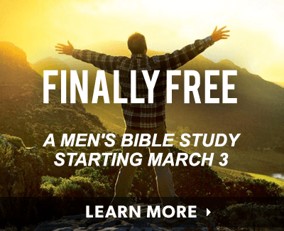 Finally Free – March 3 2018