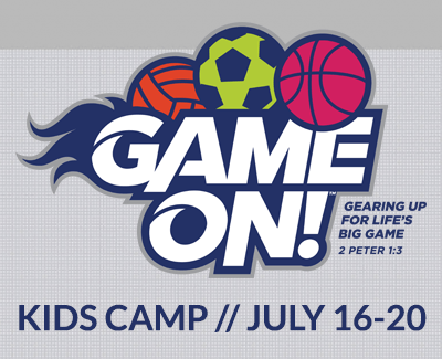 Trinity Kids Camp – July 16-20
