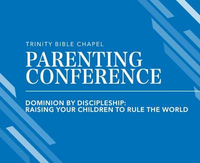 Parenting Conference Nov 18