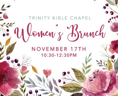 Women's Brunch Nov 17