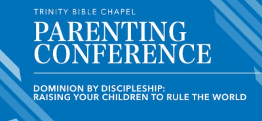 Parenting Conference 2018