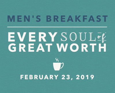 Men's Breakfast FEb 23
