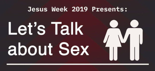"""Let's Talk About Sex"" Event – Audio"