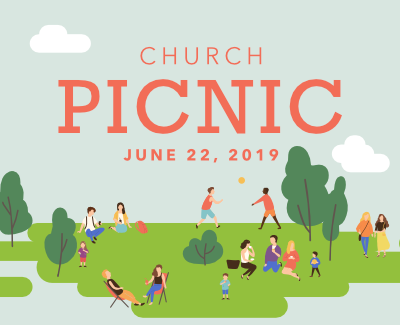 Church Picnic June 22