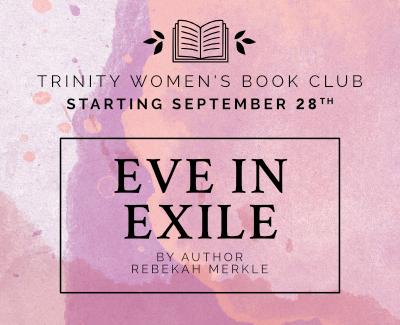 Women's Book Club Sept 28