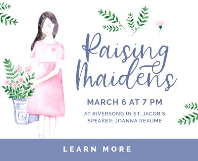 Raising Maidens March 6