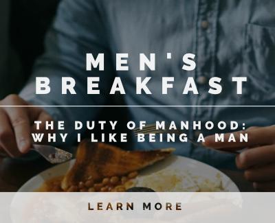 Men's Breakfast Feb 29