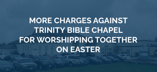 Our Offence of Worshipping Christ on Resurrection Sunday